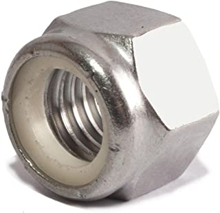 Piece-12 5//16-24 Hard-to-Find Fastener 014973284831 Fine Nylon Insert Lock Nuts