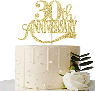 Best 30th wedding anniversary cake toppers Reviews
