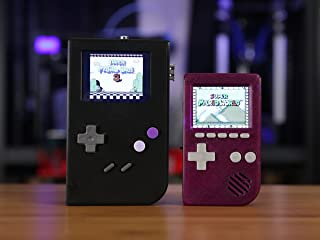 Monoprice DIY Pi Game Emulator by Adafruit (Game Boy) Case not included - Advanced