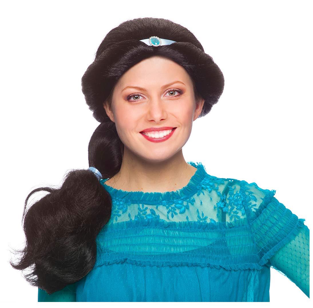 Costume Adventure Arabian Harem Time Dealing full price reduction sale Princess - One Wig Jasmin Si