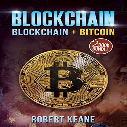 Blockchain: Blockchain and Bitcoin audiobook cover art