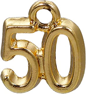 Best number 50 charms Reviews