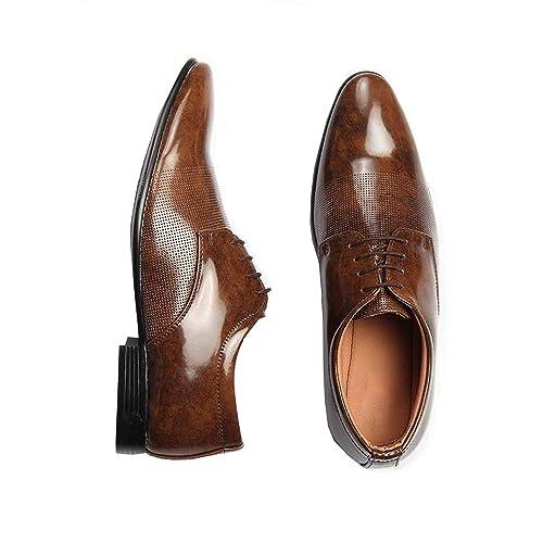 a49b43fbfda Digitrendzz Men s Patent Leather Formal Shoes for Men s Formal Shoes