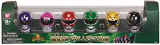 Power Rangers Exclusive 20th Anniversary Mighty Morphin Legacy Mask Collection