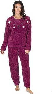 chaussures de sport 6a6bf ff39d Amazon.fr : pyjama pilou femme - Ensembles de pyjama ...
