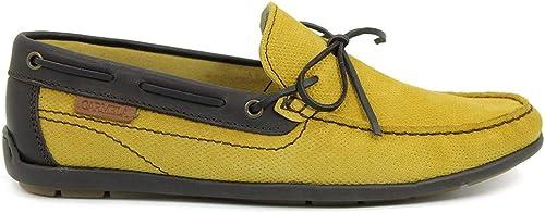 Carmela zapatos 06681201 amarillo