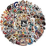 LSPLSP Europe and America Retro Girl Pin Up Girl Sticker Decoration Stationery Sticker DIY Diary Scr...