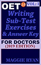 OET Writing (with 10 Sample Letters) for Doctors by Maggie Ryan: Updated OET 2.0, Book: VOL. 1, 2019 Edition (OET 2.0 Writing Books for Doctors by Maggie Ryan)