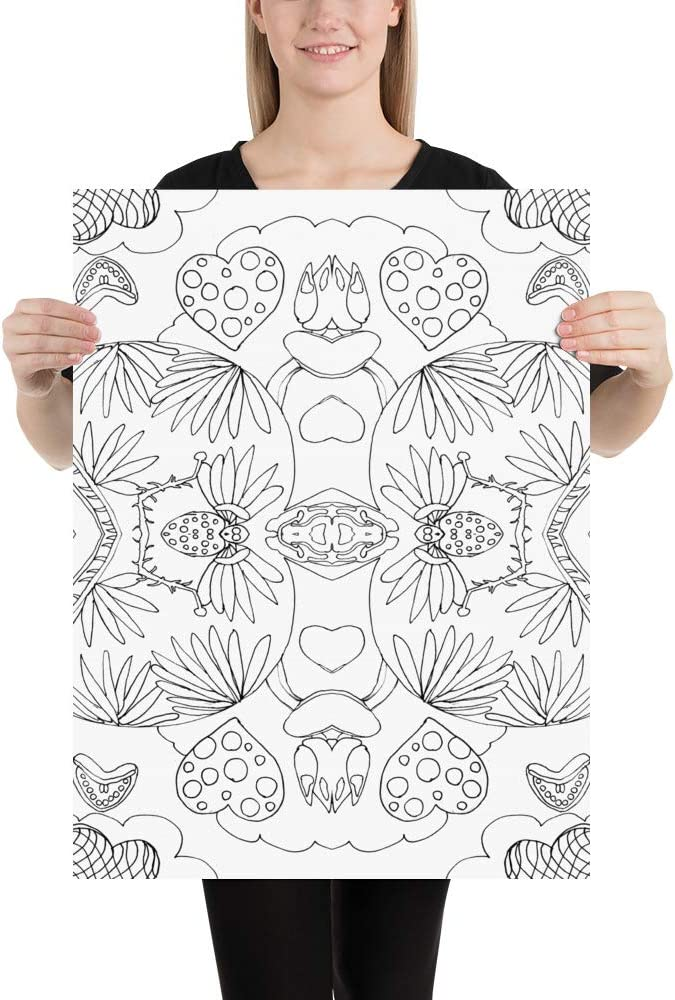 Pattern 839 Poster Popular products 2 Gifts