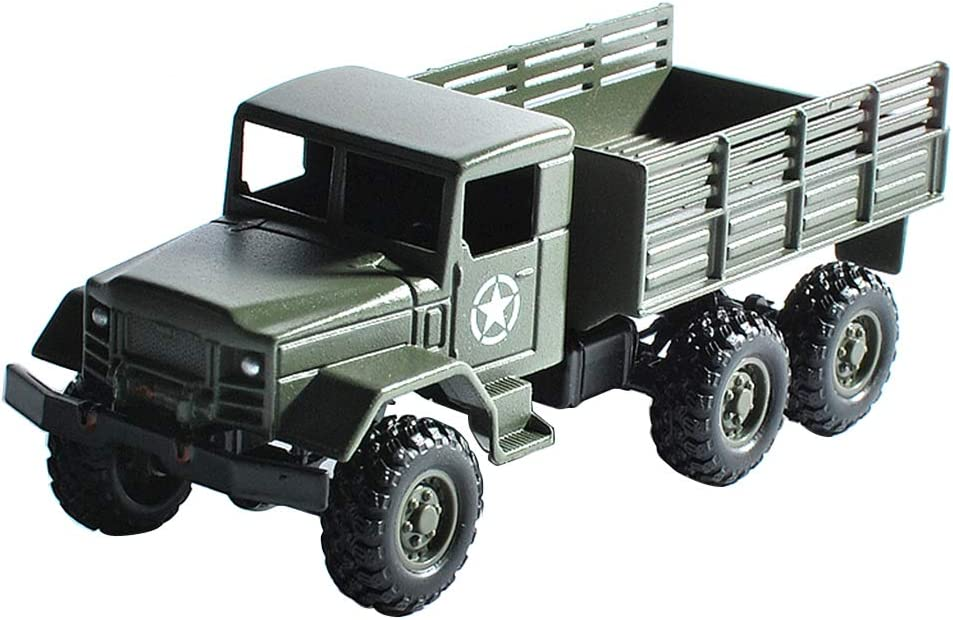 WPL MB14 1:64 Metal Max 78% OFF RC Car Simulation Vehicl Credence 6 Model Truck Wheel