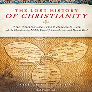 The Lost History of Christianity cover art