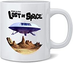 Poster Foundry Lost in Space Jupiter 2 Coffee Mug Tea Cup 12 oz
