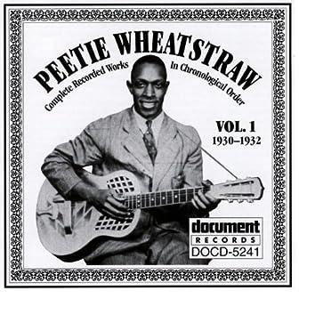 Peetie Wheatstraw Vol. 1 1930-1932