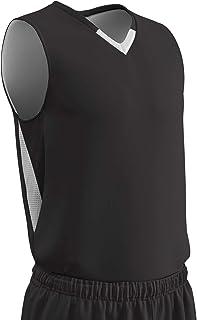 Champro Bbj14anywxl Pivot - Camiseta de Baloncesto Reversible de poliéster