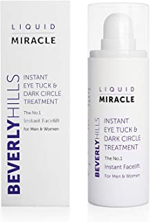 Beverly Hills Instant Facelift and Eye Serum Treatment for Dark Circles, Puffy Eyes, and Wrinkles