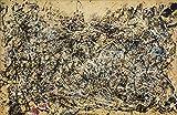 Das Museum Outlet–Jackson Pollock–Nummer 1A,