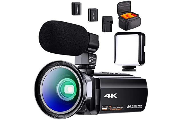 Best wifi camcorders for streaming | Amazon com