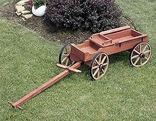 DutchCrafters Rustic Buckboard Wagon