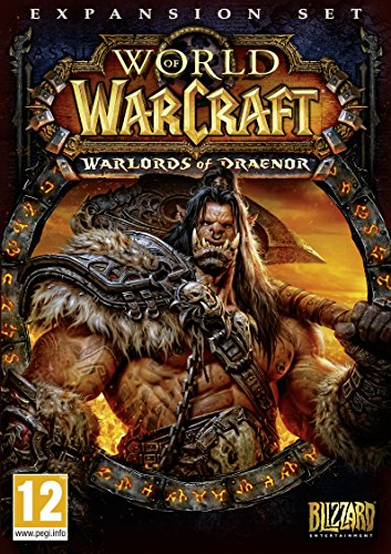 World Of Warcraft: Warlords Of Draenor (Pc/Mac) [Importación Inglesa]