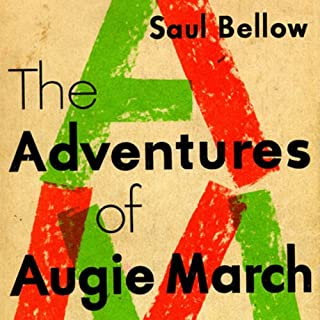 The Adventures of Augie March cover art