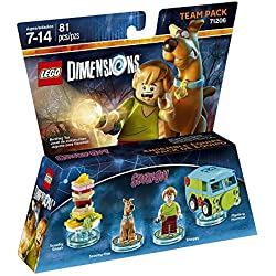 LEGO - Starter Pack Dimensions (PS4) + LEGO Dimensions - Scooby ...