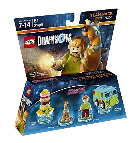 Scooby doo dream team pack