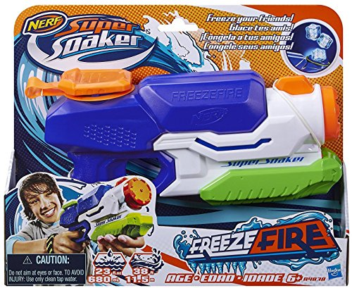 Super Soaker Hasbro A4838E24 Freeze Fire