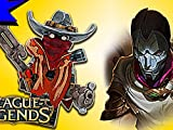 Clip: League of Legends Jhin the Virtuoso Minifgure