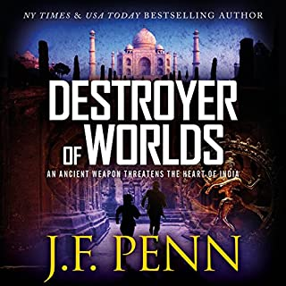 Destroyer of Worlds     ARKANE, Book 8              By:                                                                                                                                 J.F. Penn                               Narrated by:                                                                                                                                 Veronica Giguere                      Length: 6 hrs and 44 mins     21 ratings     Overall 4.2