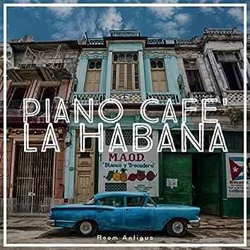Piano Café la Habana