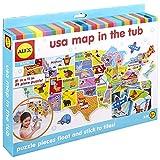 ALEX バストイ USAマップ パズル 890M 並行輸入品