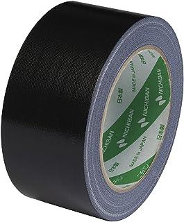 ニチバン 布テープ 50mm×25m巻 1216-50 黒