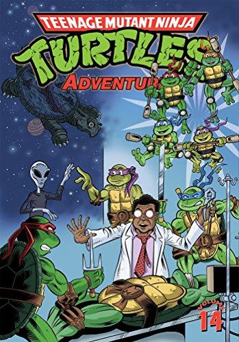 Teenage Mutant Ninja Turtles Adventures Volume 14 (TMNT Adventures, Band 14)
