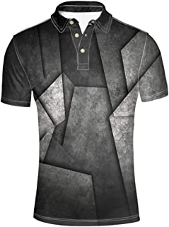 Micandle Casula Men's Summer Polos T-Shirts Shirt Short Sleeve Fashion