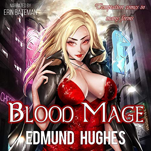 Blood Mage audiobook cover art
