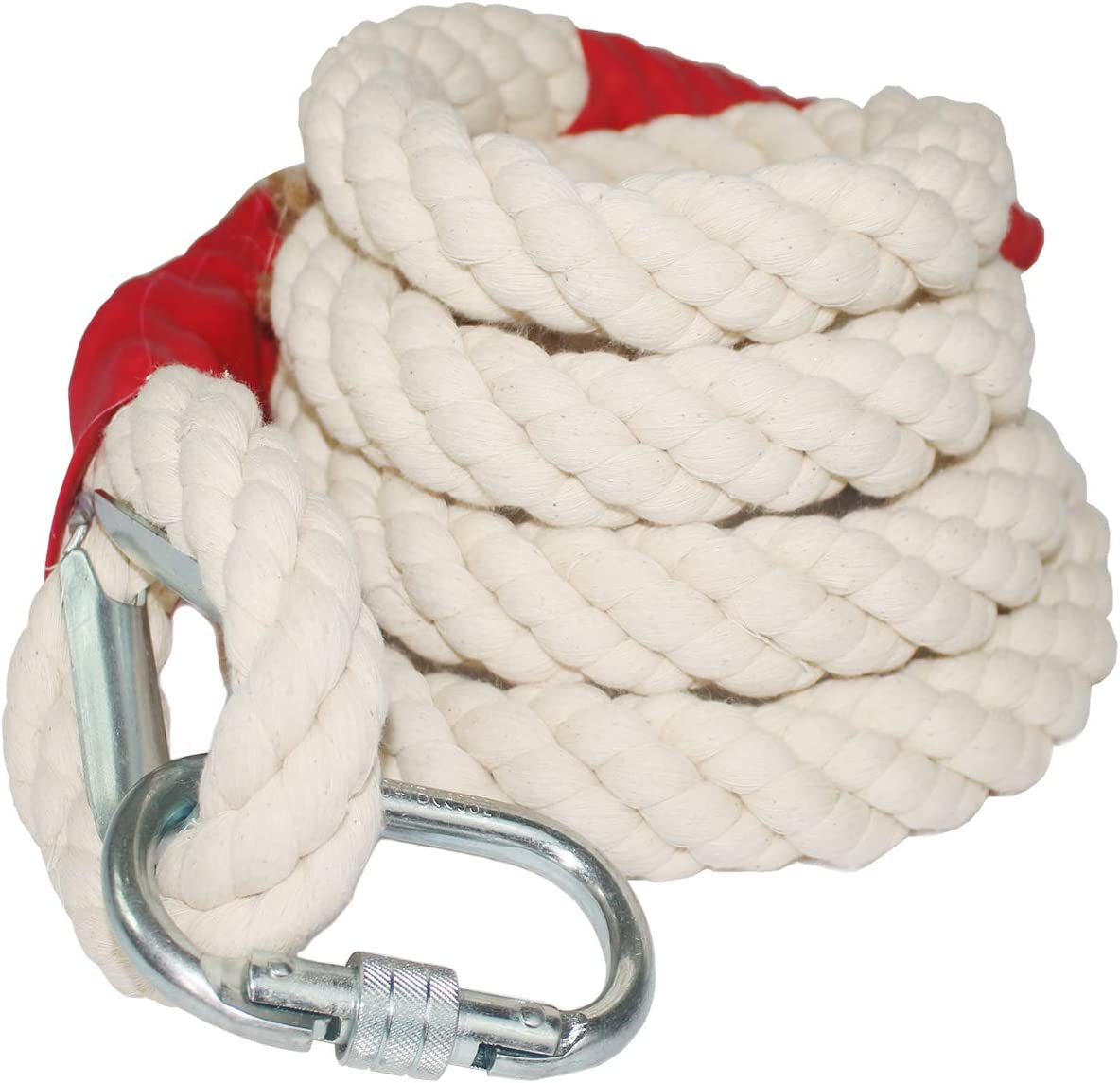 XMYANG Gym Climbing Rope Heavy Duty Workout Rope for Home Kids Tree Climbing Rope Exercise Training Rope