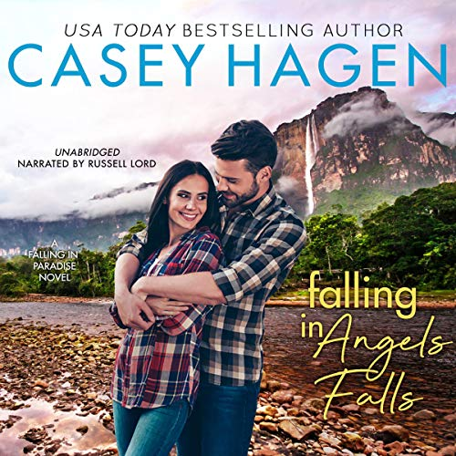 Falling in Angels Falls audiobook cover art