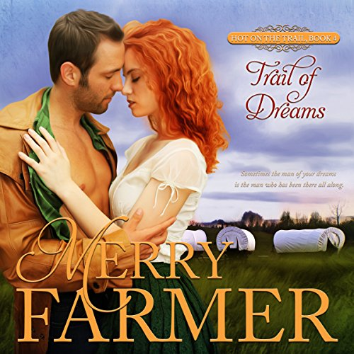Trail of Dreams audiobook cover art