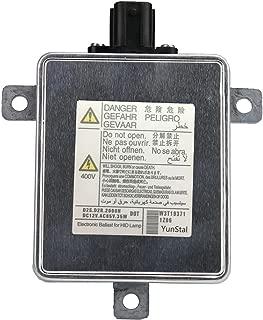 W3T19371 Xenon HID Headlight Ballast Control Unit Module with Fast Startup Safe Stability for Acura Honda Mazda Mitsubishi W3T15671 W3T13072