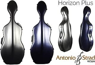 Horizon Plus Extra-Lightweight Cello Case-- Color: Silver