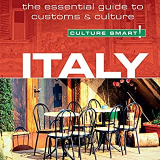 Italy - Culture Smart!: The Essential Guide to Customs & Culture cover art