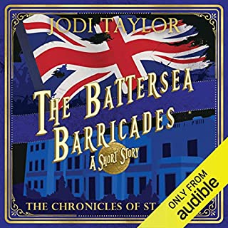 The Battersea Barricades audiobook cover art