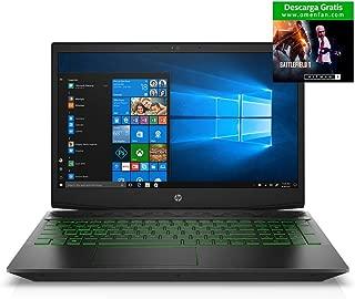 "HP Gaming Laptop 15.6"", Intel Core i5 2.3GHz, 8GB RAM, 1TB HDD, NVIDIA GeForce GTX 1050, Windows 10 (15-cx0001la)"