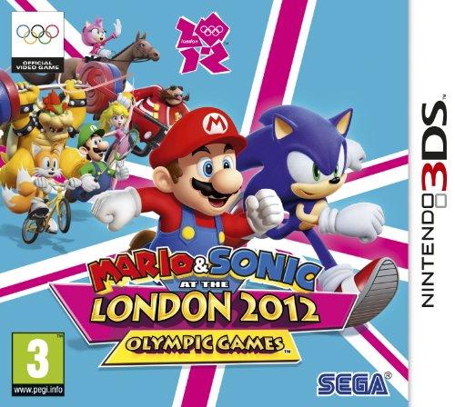 Mario & Sonic at the London 2012 Olympic Games [Edizione: Regno Unito]