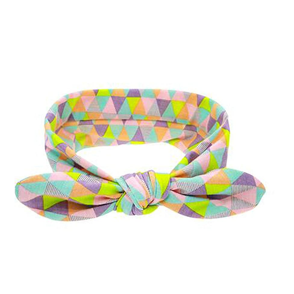 Girls Fashion Knot Headbands Cotton Hair Accessories for Women Girls Newborn Flower Hair band Kids Head Wrap Headwear W284,1