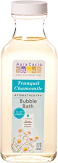 Aura Cacia Bubble Bath Relaxing Chamomile, 13 oz