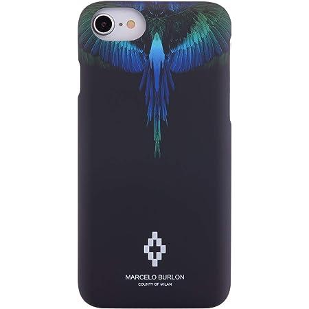 Custodia Marcelo Burlon iPhone 8,7,6S,6 - Blue Wings