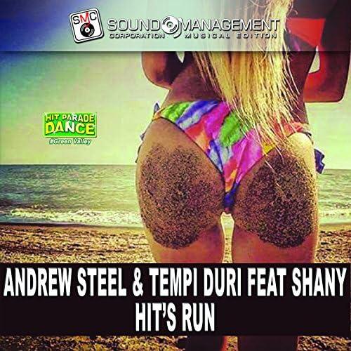 Andrew Steel, Tempi Duri feat. Shany