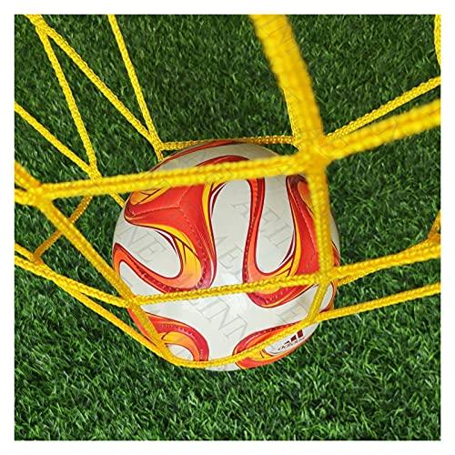 AEINNE Soccer Net for Goal Frame, Replacement Rebounder Net for Yard Backyard Nylon Back Netting Barrier Backstop Net Fence Guard Netting Material Court Net Ball Stop Nets for Catching Balls