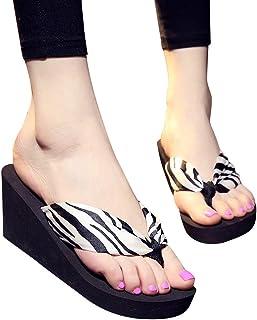 Zapatos Amazon Y esZebra Chanclas Para Mujer Sandalias wOZuTlPkiX